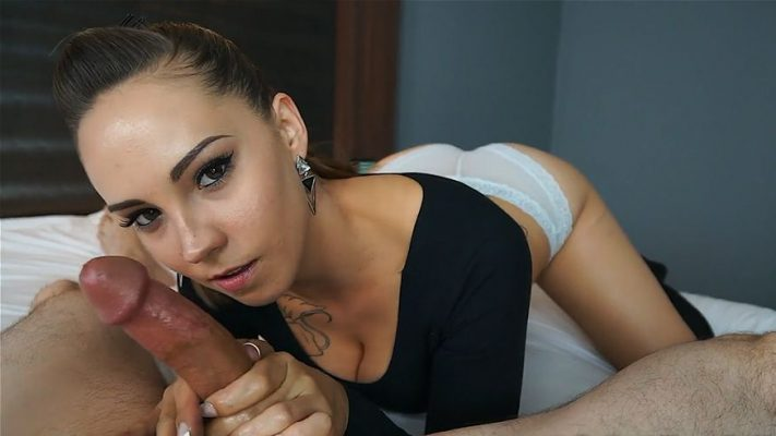 Ruined Orgasm Handjob for a Cuckold by Wife