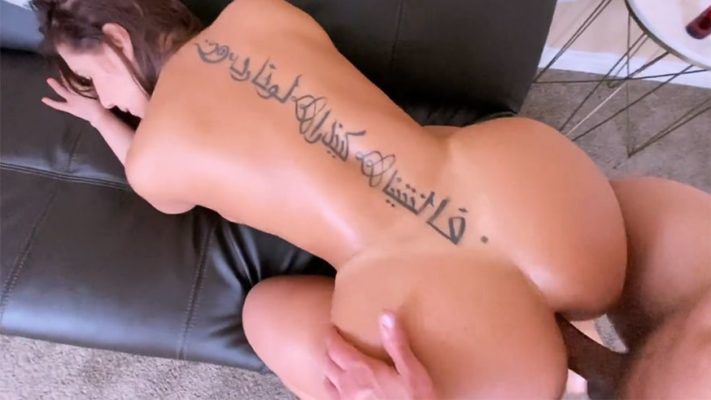 Thick Amateur Hottie Loves Deep Anal Sex